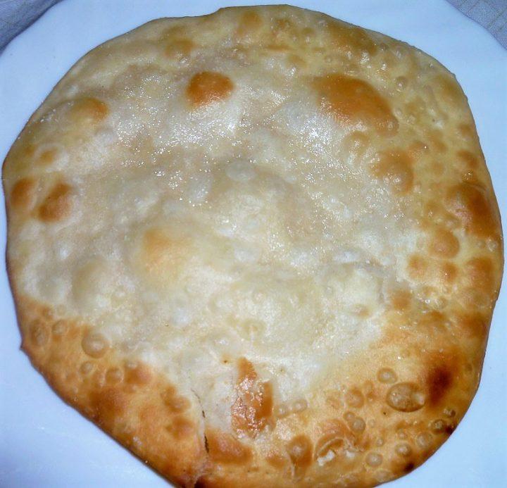 Vastedda - Pane fritto