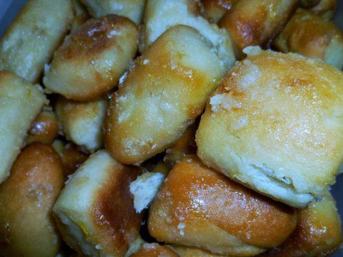 Ricetta – Biscotti tarallucci glassati al limone