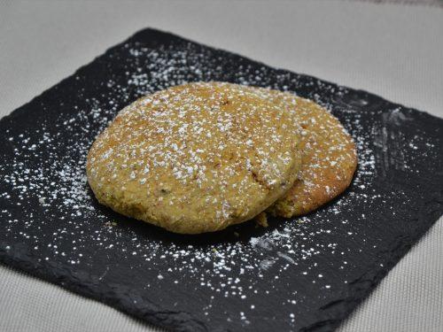 Ricetta -Biscotti morbidi con arancia pistacchio e cioccolato