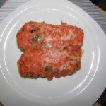 Ricetta - Rotolo di pasta all'uovo ripiena