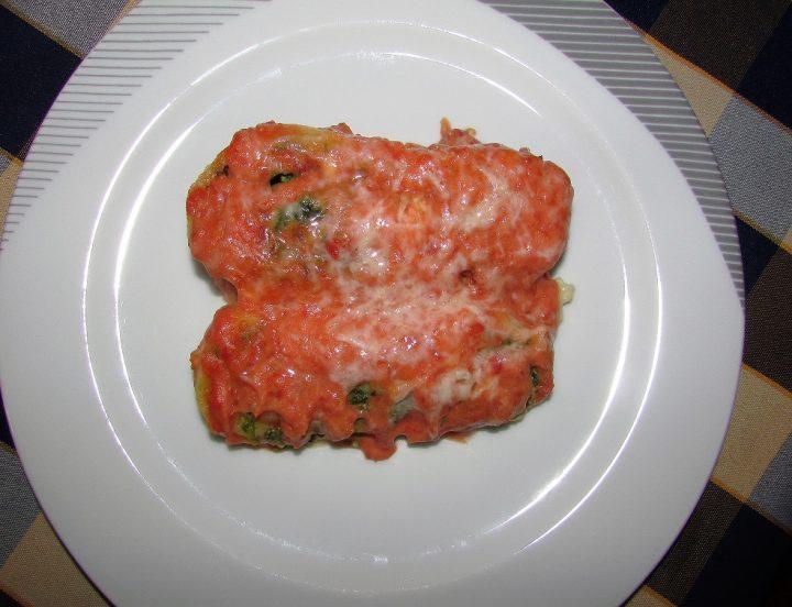 Ricetta-Rotolo-di-pasta-all'uovo-ripiena