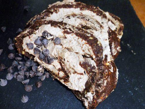 Ricetta – Rotolo di biscotti al caffè