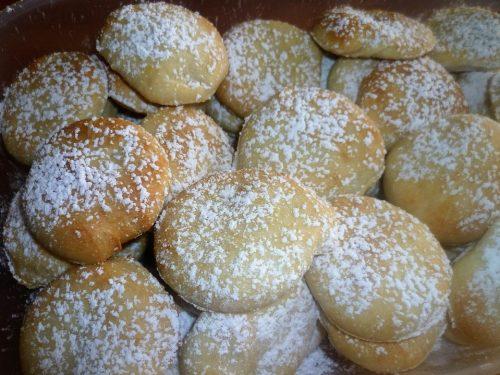 Biscotti al latte senza zucchero