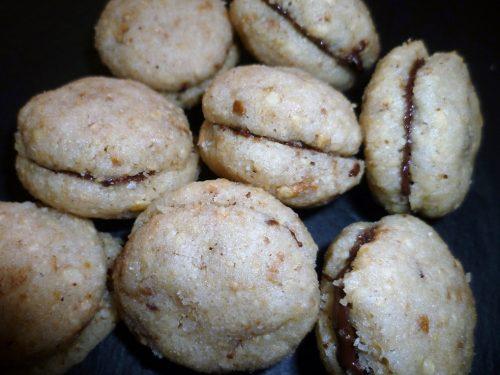 Biscottini di nocciole