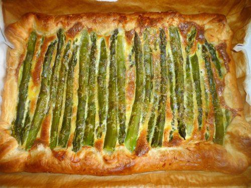 Ricetta – Quiche con asparagi e pancetta affumicata