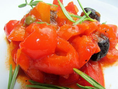 Ricetta – Peperonata Siciliana