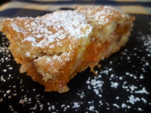 Ricetta – Crostata a doppio strato di albicocche e conserva di frutta