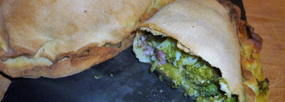 Calzone di broccoli