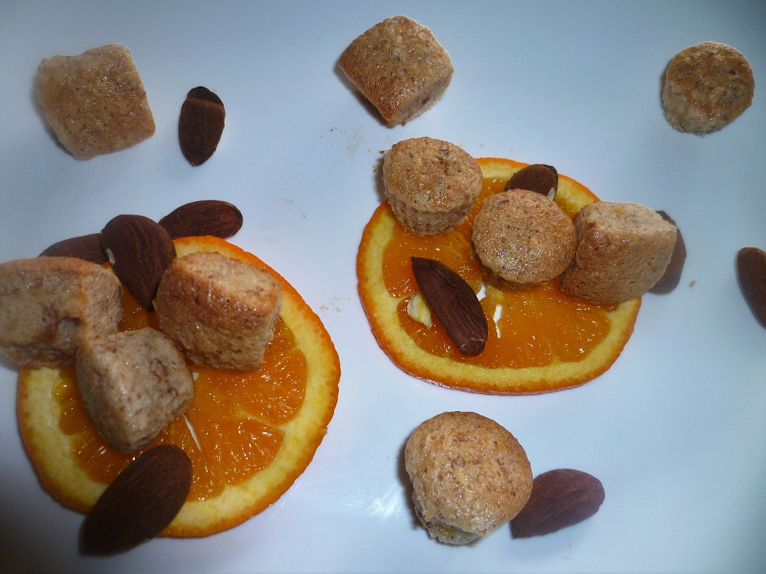 Biscotti-di-mandorle-all'arancia
