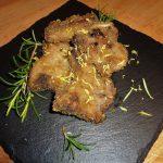 Ricetta - Costolette di agnello impanate al forno