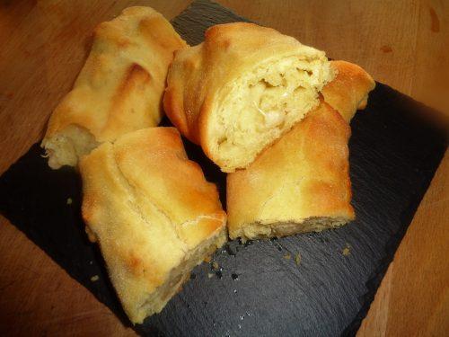 Ricetta – Pane e Parmigiano