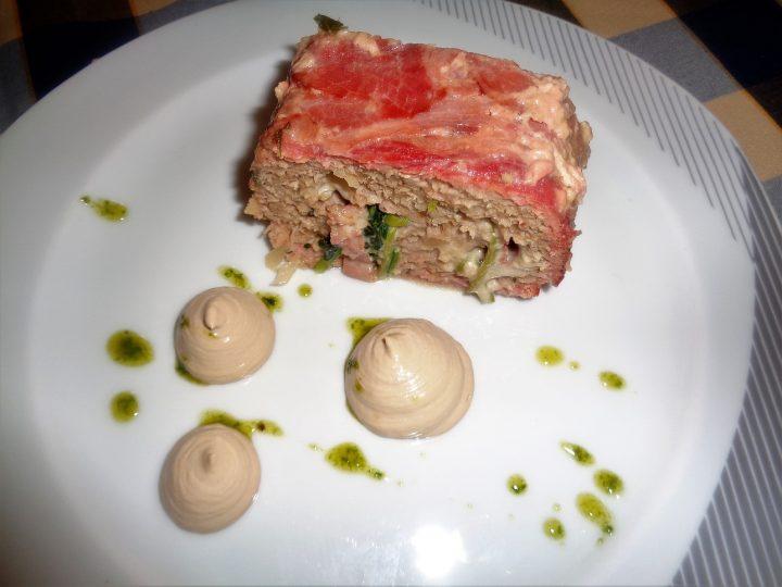 plumcake - salato