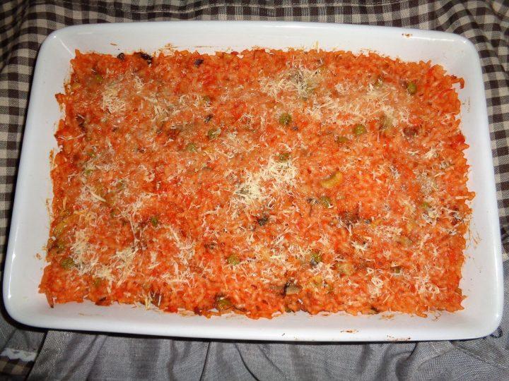 riso-al-forno-con-funghi-e-salsiccia