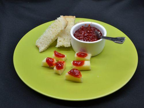 Ricetta – Marmellata di peperoni rossi e peperoncino
