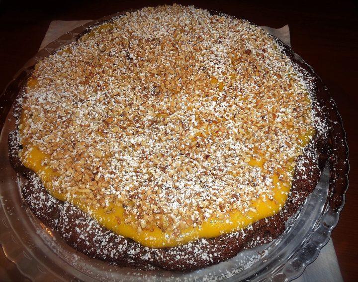 torta-di-pere-e-cioccolato-con-crema-pasticcera