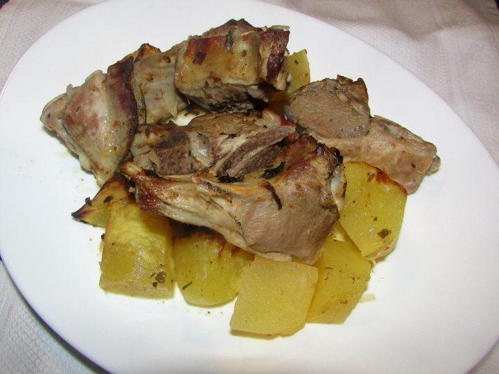costolette-di-agnello-con-patate
