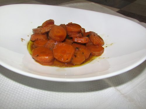 Ricetta – Carote glassate