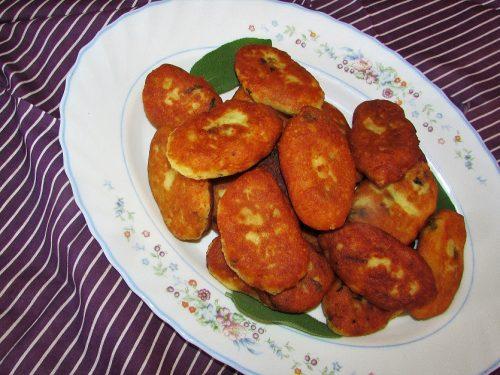 Ricetta – Polpette di patate