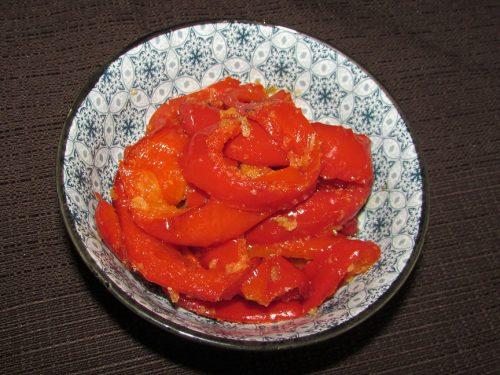 Ricetta – Peperoni gratinati al forno