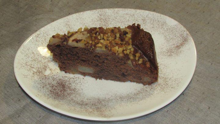 torta-pere-e-cacao