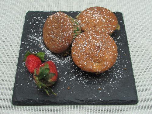 Ricetta – Tortini con fragole e mascarpone