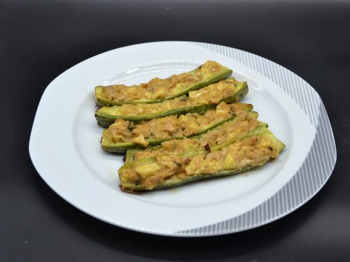 Ricetta – Barchette di zucchine ripiene