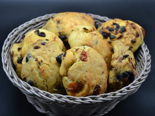 Ricetta – Panini morbidi con olive nere