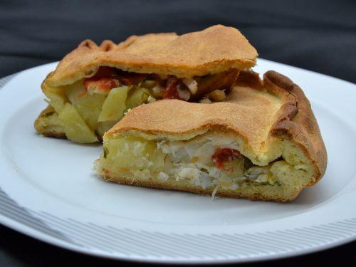 Ricetta – Timballo di baccalà e patate