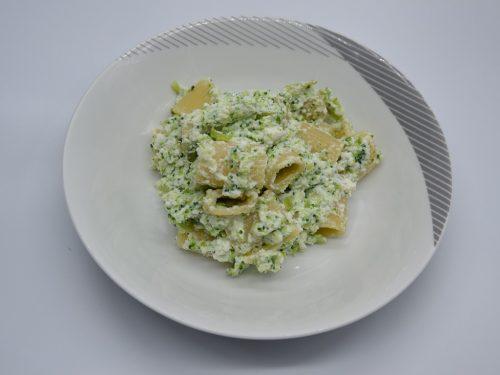 Ricetta – Mezze maniche con broccoli e ricotta