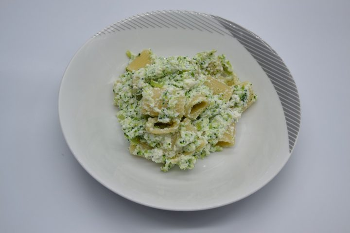 ricetta-mezze-maniche-con-broccoli-e-ricotta