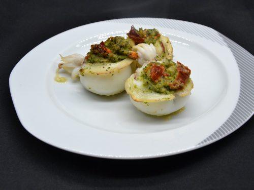 Ricetta – Seppioline ripiene di broccoli
