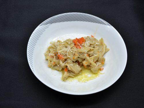 Ricetta – Trippa al burro e parmigiano