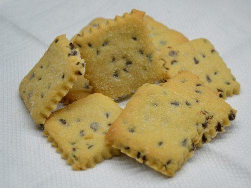 Ricetta – Biscotti alla margarina con gocce di cioccolato