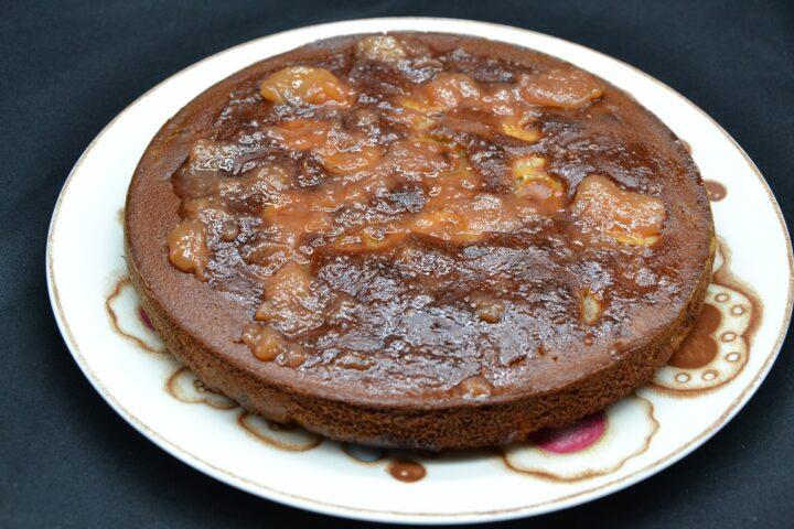 ricetta-torta-di-pere-e-banane