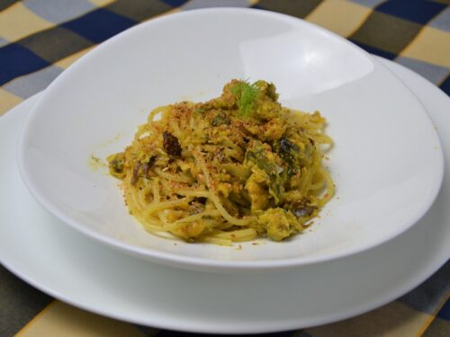Ricetta – Pasta con le sarde