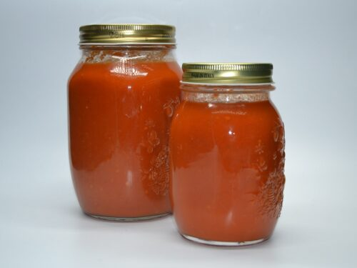 Ricetta – Conserva di pomodoro con verdure