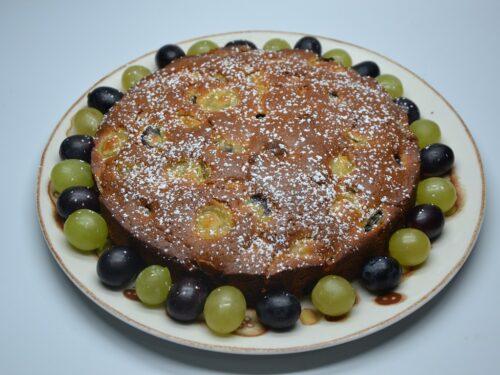 Ricetta – Torta all'uva
