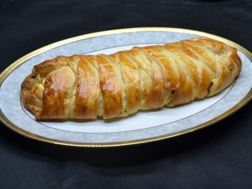 Ricetta – Pasta sfoglia con zucca e salsiccia