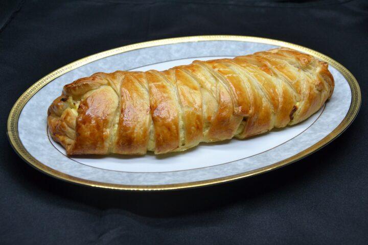 ricetta-pasta-sfoglia-con-zucca-e-salsiccia
